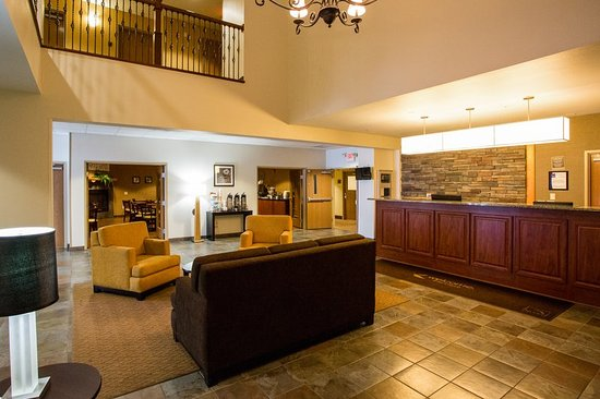 Sleep Inn & Suites Conference Center: Lobby