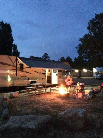 grand canyon camper village updated 2017 campground. Black Bedroom Furniture Sets. Home Design Ideas