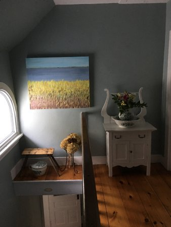 Milford, Canadá: the eye of an artist, exquisite decor