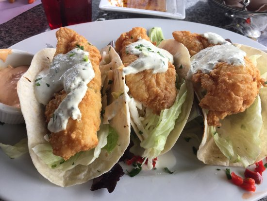 New Bedford, MA: The Edge Seafood and Bar