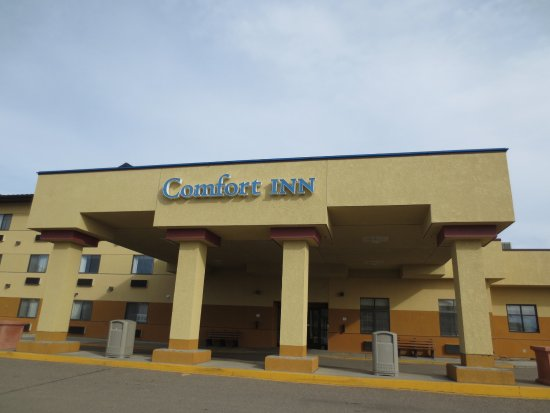 Shelby, MT: main entrance
