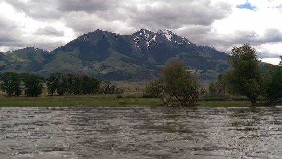 Гардинер, Монтана: Yellowstone River Scenic Float