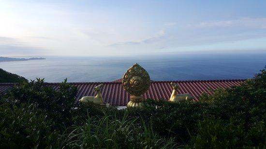 Ling Jiou Mountain Monastery