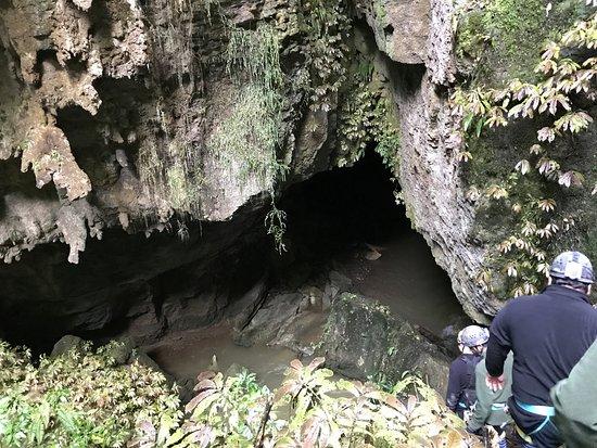 Te Kuiti, Nya Zeeland: can you see mud...!!!