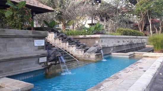 INTERCONTINENTAL Bali Resort: kids pool