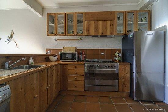 Whangaroa, New Zealand: Kitchen