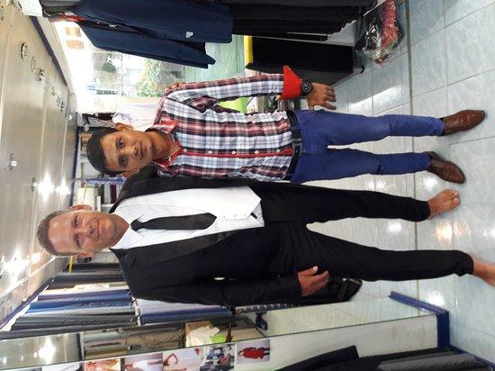 Phang Nga Province, Thailand: A.Cashmere Suit Khaolak