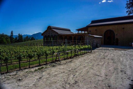 Naramata, Kanada: Serendipity Winery