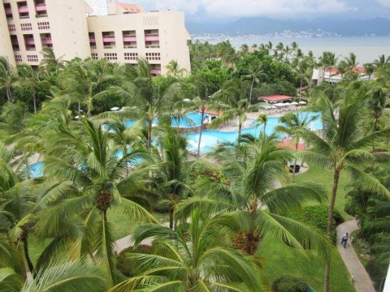 Mayan Palace Puerto Vallarta: View from our room