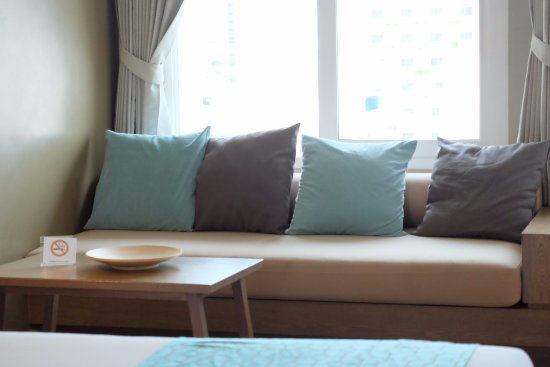 MANATHAI Hua Hin: Sitting Area