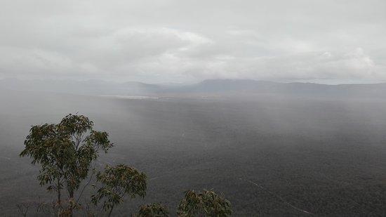 The Balconies: demasiada niebla