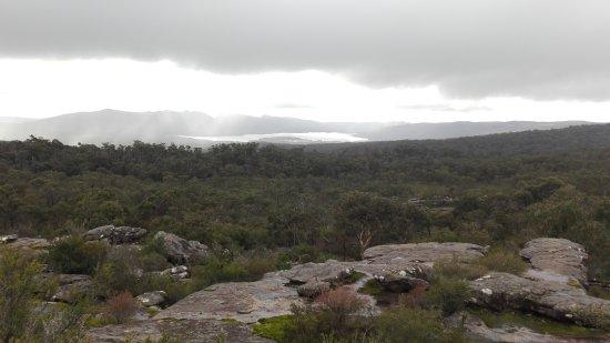 Grampians, Australia: sendero