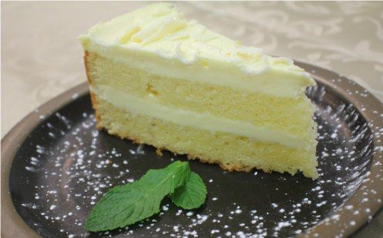 Bedford, TX: Lemon Cake, a customer favorite!