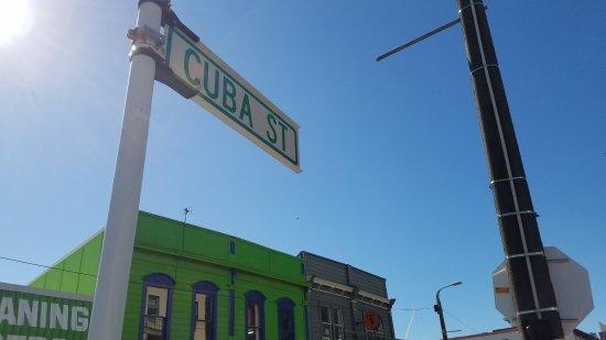 Foto de Distrito de la calle Cuba