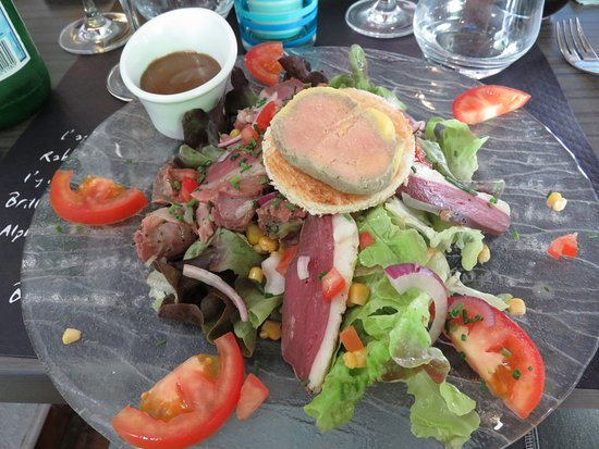 La Table d'Ysoa : Salade Landaise