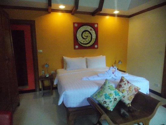 Baan Malinee Bed and Breakfast: prachtige , smaakvolle grote kamers