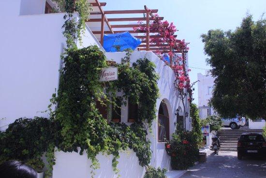 Marisa Rooms: Front View