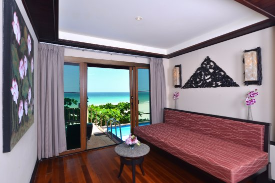 Pool - Picture of Andaman White Beach Resort, Phuket - Tripadvisor