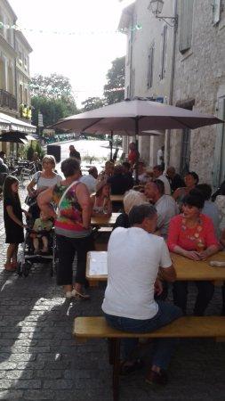 Cafe Tortoni : Marché  nocturne
