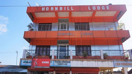 Balipara, India: Hornbill Lodge
