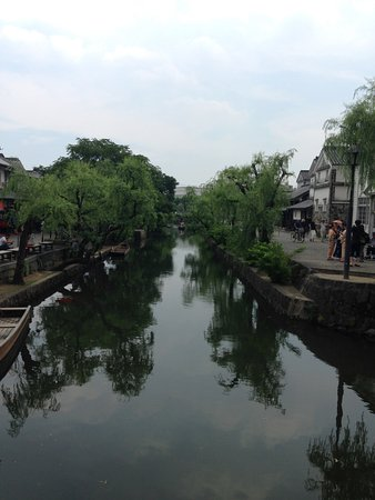Kurashiki Bikan Historical Quarter: Kurashiki Bikini Historic Quarter!!