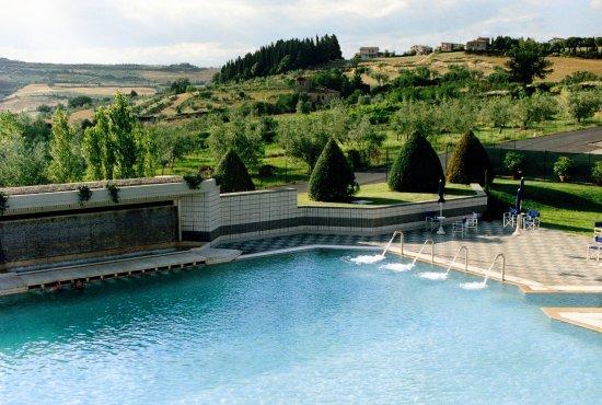 Terme Fonteverde di San Casciano dei Bagni - Foto di Agriturismo ...