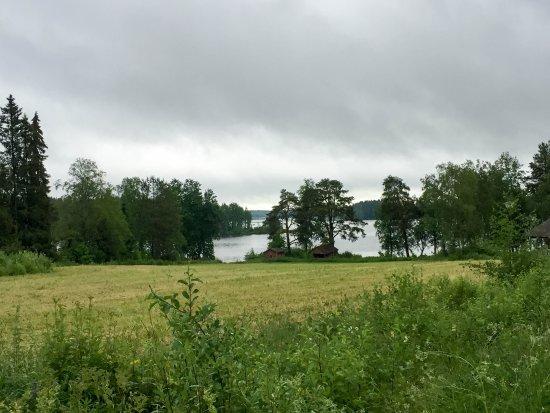 Kiuruvesi, Finlandia: Nur 4x mit diesem Blick...