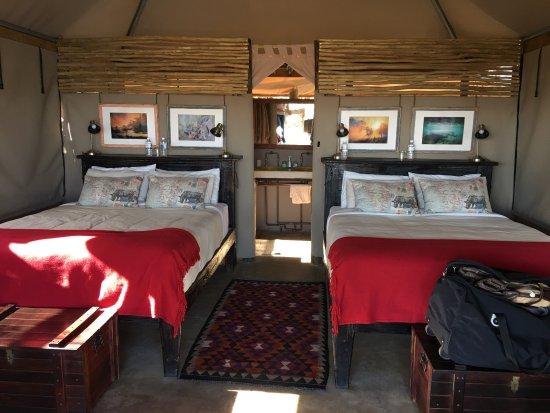 Makgadikgadi Pans National Park, บอตสวานา: photo3.jpg