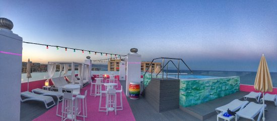 We will stay in Ritual Torremolinos All- Gay Hotel