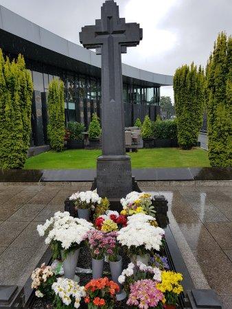 Glasnevin Cemetery Museum: Michael Collins Headstone