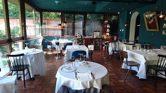 Rozzano, Italy: Interno del ristorante