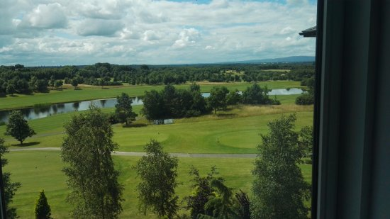 The Heritage Killenard: Stunning view of the grounds