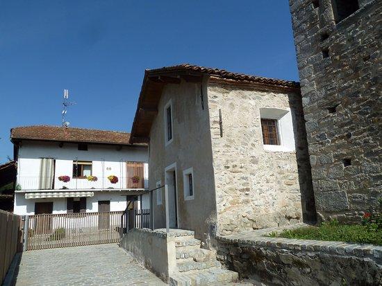 Borgomanero, Italien: La chiesa di SanNicola