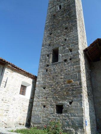 Borgomanero, Italië: Porta d'entrata alla torre
