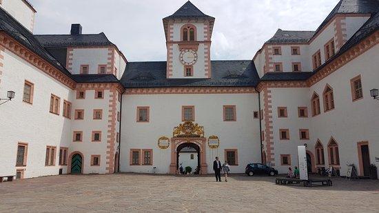Augustusburg, Alemania: Hof