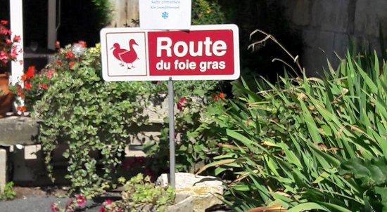 Hautefort, France: Ça résume tout. lol.