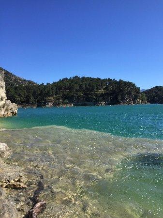 El Chorro lake