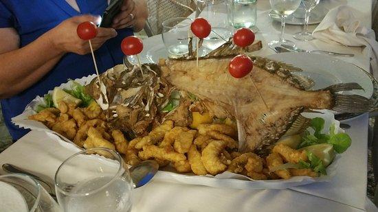 Al Turcotto: il pesce sanpietro sfilettato e fritto