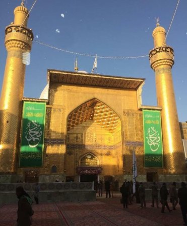 Imam ALI shrine - Picture of Imam Ali Ibn Abi Talib Shrine, Najaf