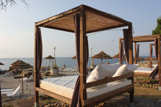 Barbara Piran Beach Hotel & Spa: gszebo