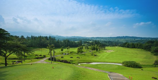 Sentul Highlands Golf Course