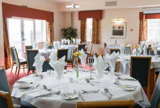 Malvern Wells, UK: The Dining Room