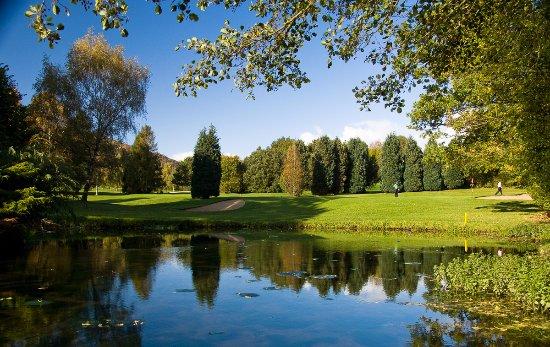 Malvern Wells, UK: Beautiful Parkland