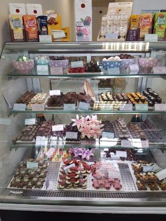Stranraer, UK: Proper chocolates!
