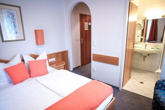 DOKTORSCHLÖSSL Finest bed & breakfast: Kleines Doppelzimmer