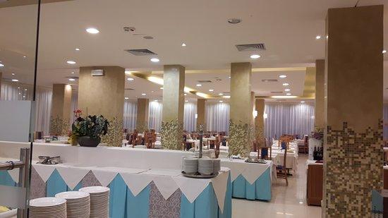 Sala Da Pranzo Picture Of Hotel Parigi Bibione Tripadvisor