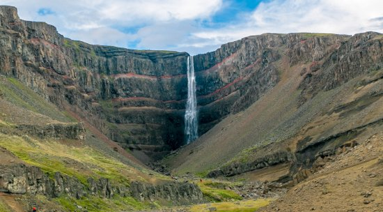 Hallormsstadur, Iceland: This is Hengifoss