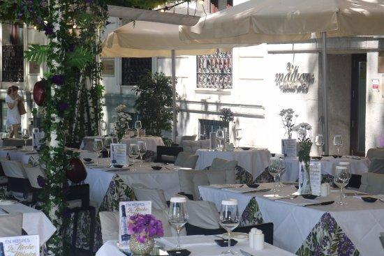 Restaurante Malvar Madrid Barrio De Salamanca Menu