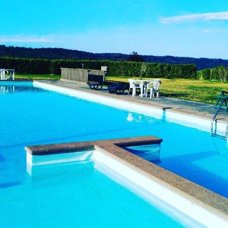 Acquapendente, إيطاليا: piscina