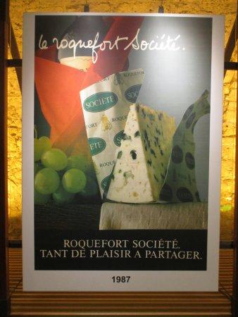 Roquefort Sur Soulzon, Francia: Société des Caves Roquefort - Visite des Caves